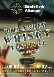 Hielander Whisky Festival 2019 advertentie